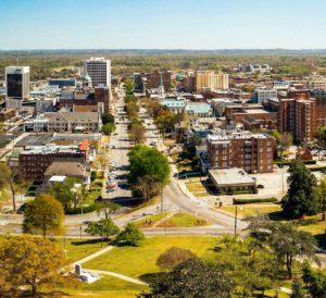 Downtown Macon