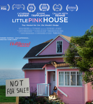 Little Pink House promotional flyer